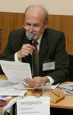 В.К.Мордашов, фото 2014 год